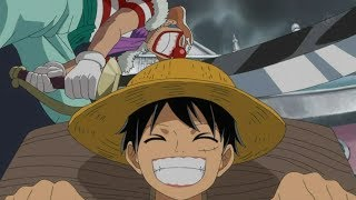 One Piece ASMV - Dragon rettet Ruffy | Deutsch/Ger Dub [HD]