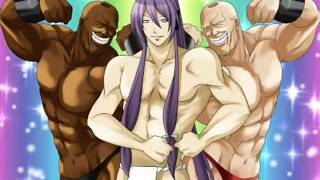 Kamui Gakupo ☆ Love Muscle ☆ Fukkin no These - VOCALOID