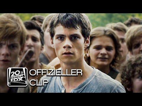Maze Runner - Die Auserwählten im Labyrinth | Gute Arbeit | Clip #1 Deutsch HD