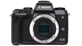 【カメラ】Canonの新型カメラEOS M5を発売前に触ってきたので感想を話します!ダサかっこいい?