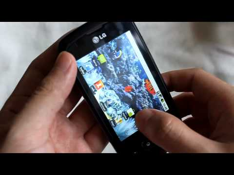 LG Optimus One (P500) Full Review ep.6