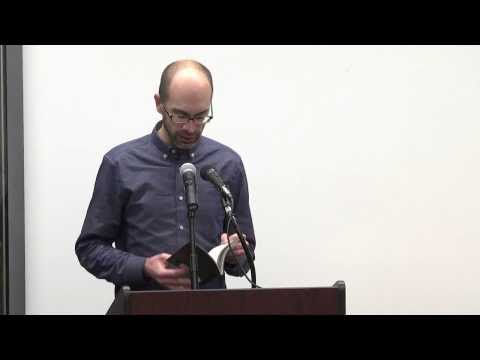 Reading by Michael Robbins, 11.12.13