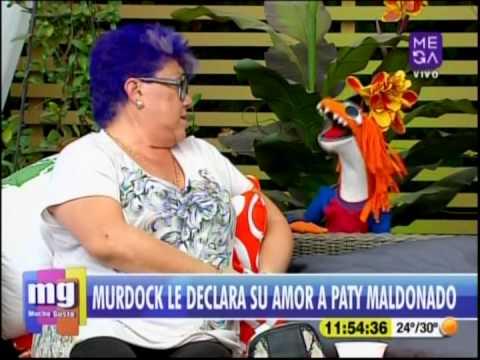 Murdock le declara su amor a Patricia Maldonado