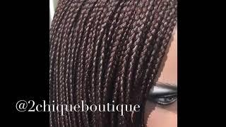 Cornrow box braid, Ghana weaving wig