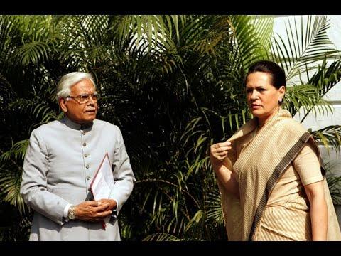 Sonia Gandhi counters Natwar Singh's book bomb