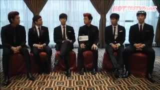 [2PMVN][Vietsub]Exclusive Interview - 2PM What time is it !!  (Shanghai)