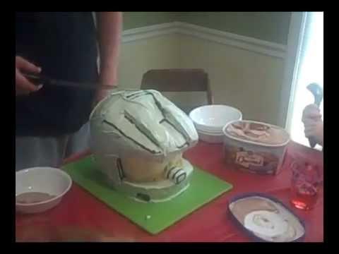 Halo Cake Decorating