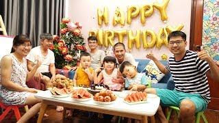 Tổ Chức Sinh Nhật Cho Bé Bún 6 Tuổi ♥CreativeKids ♥