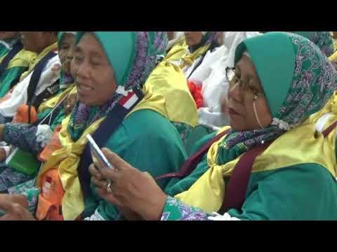 Foto info haji embarkasi padang