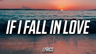 Download lagu Ali Gatie - If I Fall In Love (Lyrics)