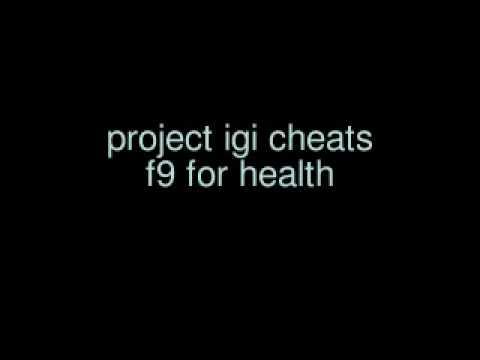 IGI 2 Covert Strike Cheats