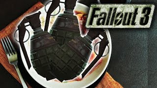 EAT GRENADES (Fallout 3 Stream Highlights | #4)