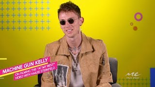 Download Lagu Machine Gun Kelly Got Awkward With Hailee Steinfeld Gratis STAFABAND