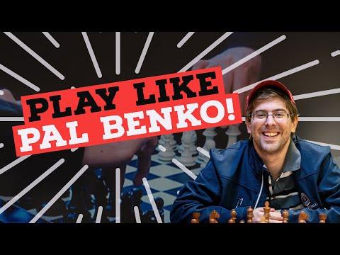 Play Like Pal Benko | Play Like a Pro - GM Denes Boros