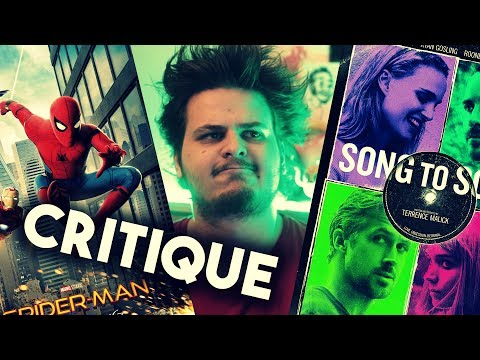 SPIDERMAN HOMECOMING & SONG TO SONG - CRITIQUE thumbnail