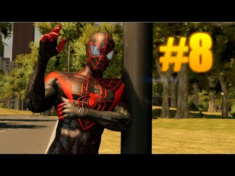 Новый Человек Паук 2 - Часть 8 : Крэйвен Охотник [The Amazing Spider-Man 2]