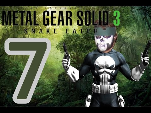 Rob n' Tom: Metal Gear Solid 3 Part 7 - Emergency Diarrhea