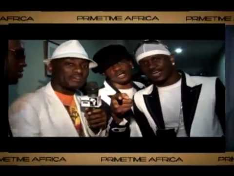 PRIMETIME AFRICA Interview Jaywon & Eedris on Radio