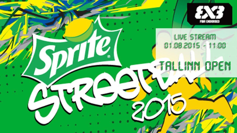 Tallinn Open 2015 LIVE