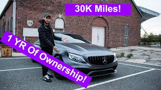30K Miles in a 2018 C63s AMG ~ (Longer Term Owner Review)