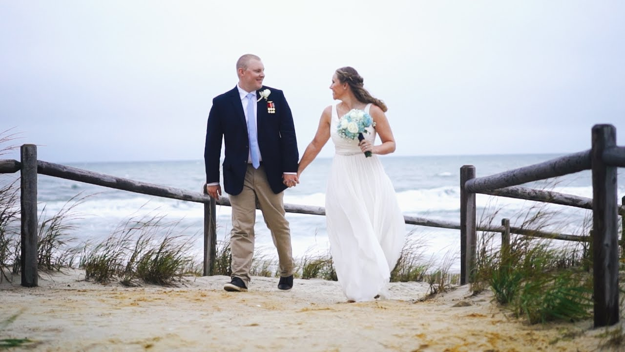 Miller place surf club wedding