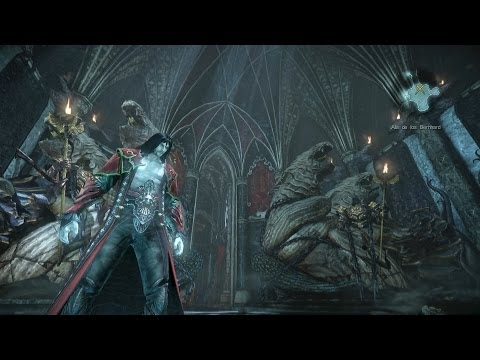 CASTLEVANIA LORDS OF SHADOW 2 - NECESITO SANGRE #2