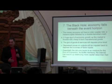 Jack Strocci - The End of Economics - Humanity+@Beijing