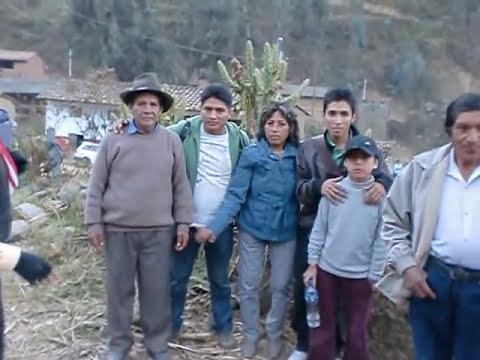 huaribamba santiago 2010
