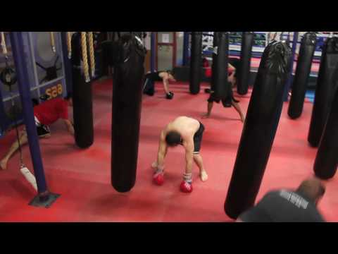Muay Thai Kickboxing Techniques and Cardio Conditioning at JMTK MMA Image 1