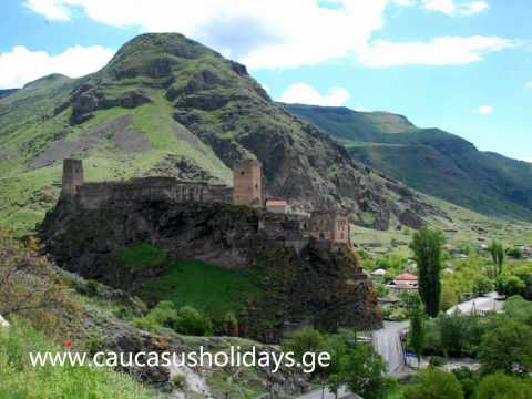 Caucasus Holidays, Caucasus Travel, Tour Operator Caucasus, Travel to Georgia, Visit Georgia