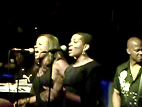 KENI BURKE@JAZZ CAFE IN LONDON,PART 2