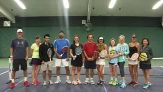 Spec Tennis Round Robin-- Mt.  Tam RC