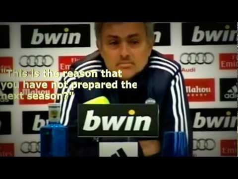 "Jose Mourinho - A ""Translator's"" Dream"