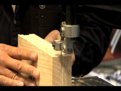 Pásová píla vyreže umelecké dielo
