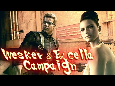Resident Evil 5 GOLD EDITION PC - Wesker & Excella Campaign