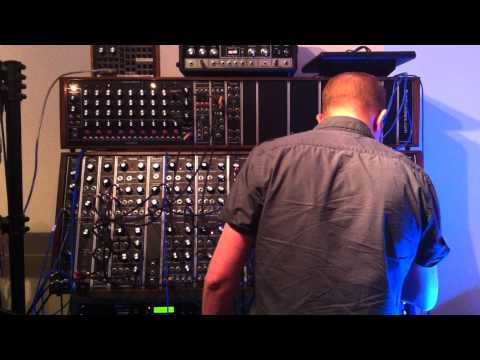 Synthesizers.com modular synthesizer Q960 random sequence