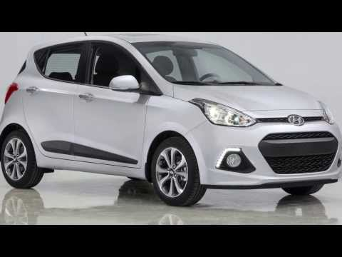 REVEALED 2014 New Hyundai i10