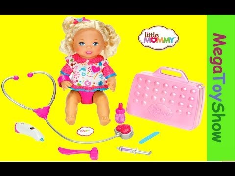 Little Mommy Doctor mommy Fisher Price Doll