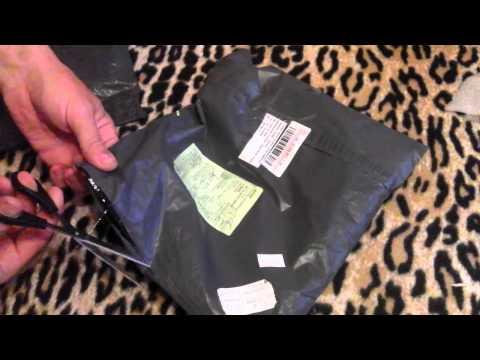 Посылки с алиэкспресс видео одежда