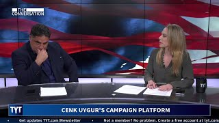 Cenk Uygur Answers Tough Questions About His Past