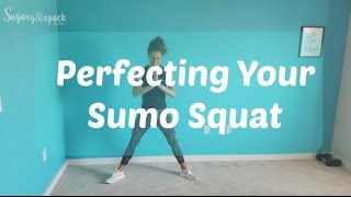 Sumo Squat Tutorial
