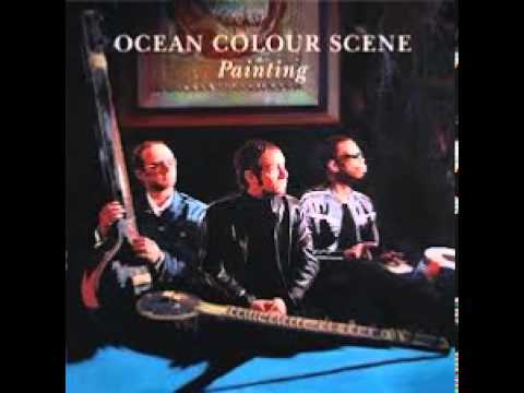 Ocean Colour Scene - Doodle Book