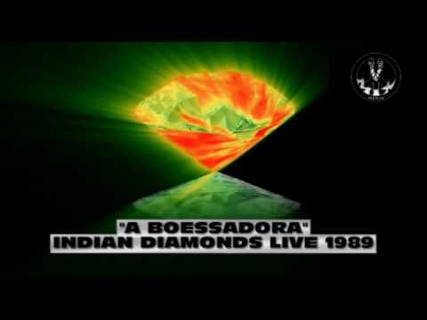 The Indian Diamonds live 1989 - Co Siege Me So