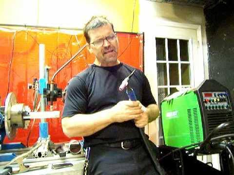 Tig Welding Settings Part 2 - Everlast Powertig 250EX Welder