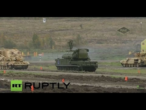 LIVE: Russia Arms Expo 2015 opening ceremony