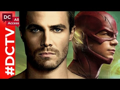 Arrow Unmasked + Flash Faces Two Tricksters