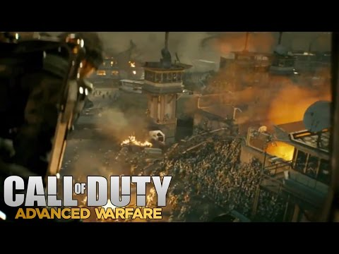 Leaked Zombies Trailer for Call of Duty: Advanced Warfare?!