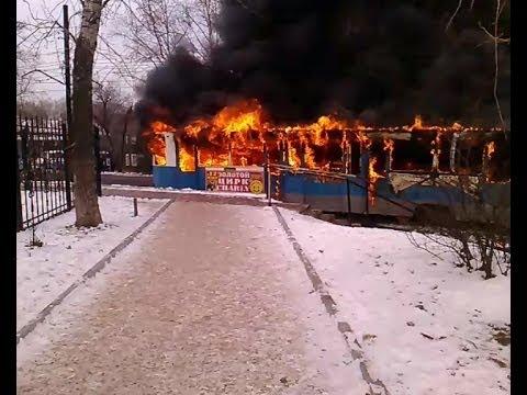 На ходу загорелся трамвайный вагон