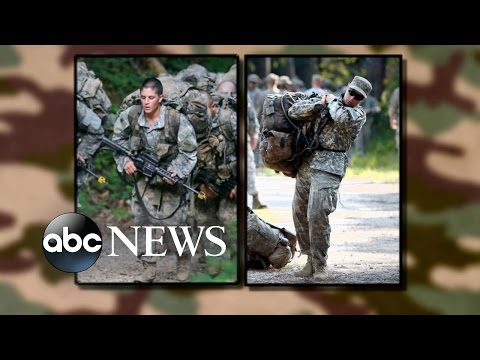 1st Female Soldiers to Graduate From Army Ranger School