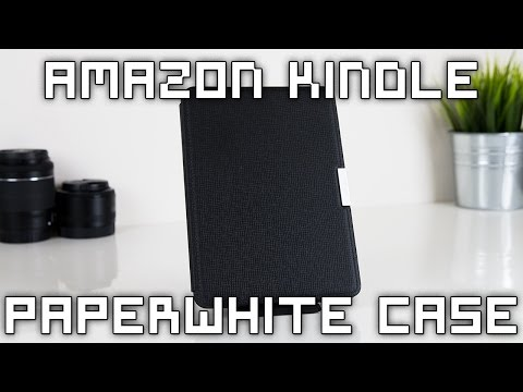 Amazon Kindle Paperwhite Case Review